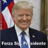 2020.11.11 - IL MLNV SOSTIENE IL PRESIDENTE D. J. TRUMP.