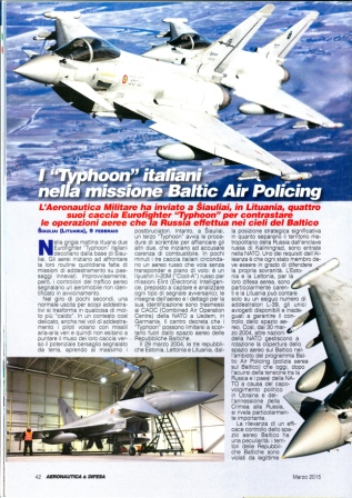 BALTIC AIR POLICING