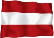 AUSTRIA - BANDIERA
